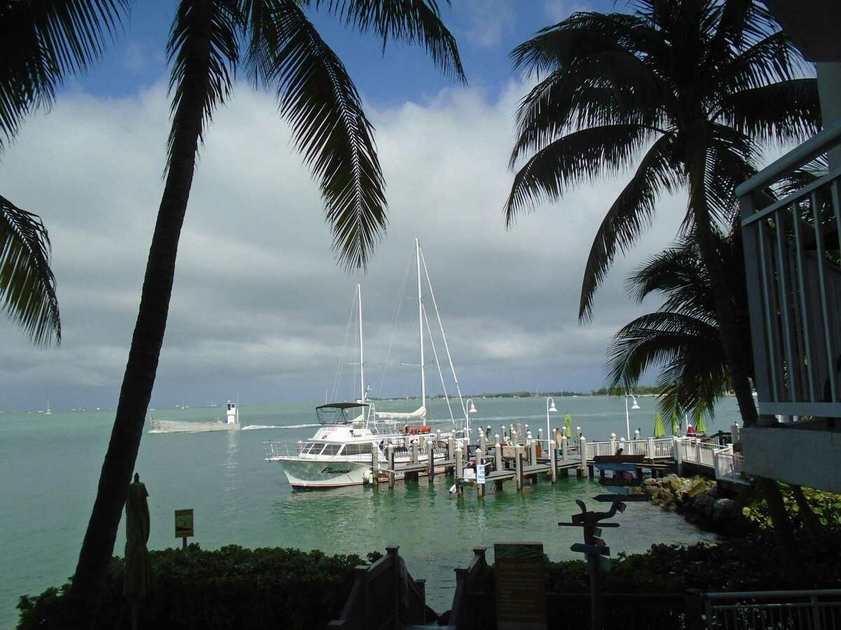 The Hyatt Centric Key West Resort and Spa combines modern luxury with beautiful water views.