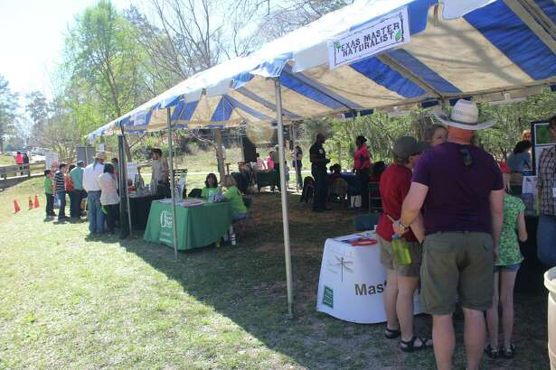 Visitors to NatureFest will be able to check out different types of outdoor related organizations.