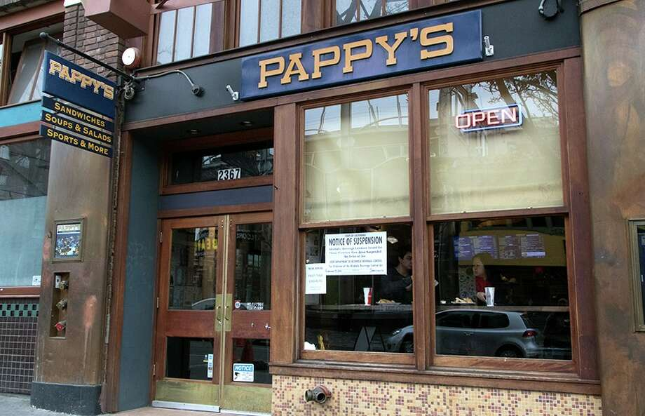 Pappy's Grill & Sports Bar in Berkeley has had its liquor license suspended after selling alcohol to minors, ABC announced in Feb. 2018. Photo: Stephanie Li/Daily Cal