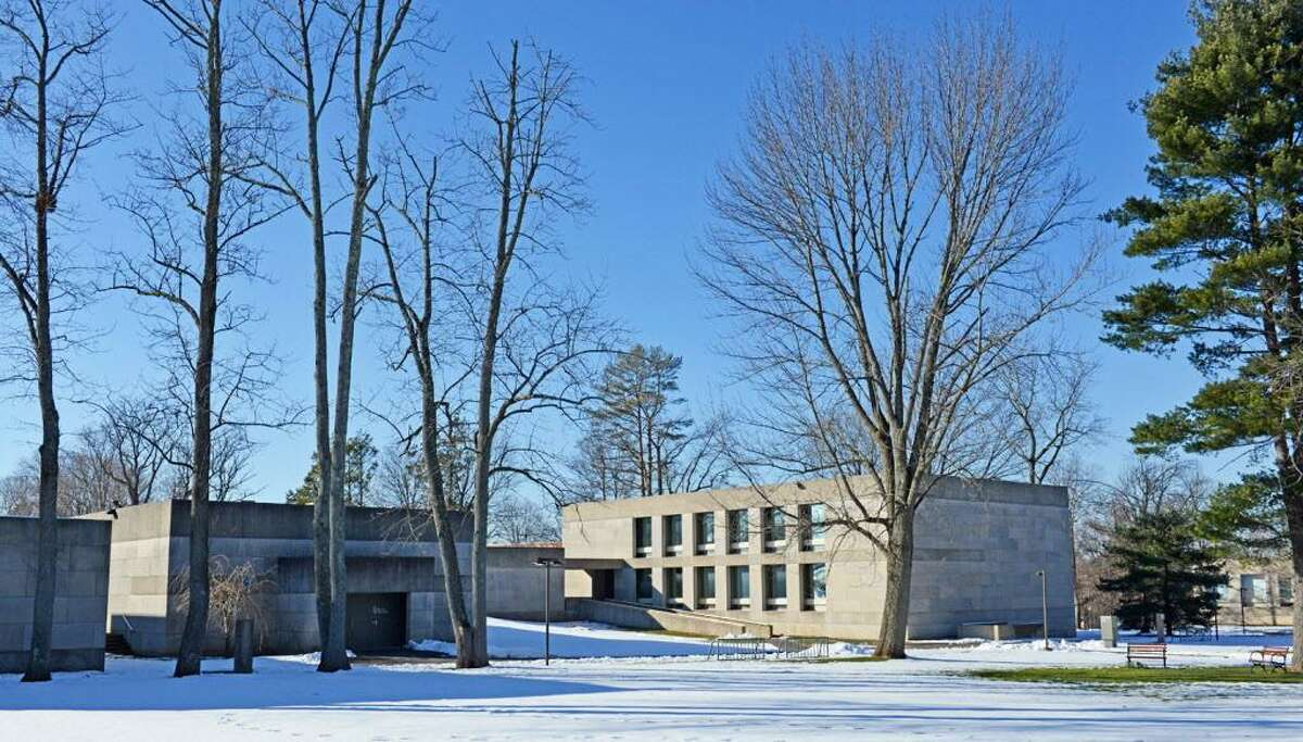 The Wesleyan University Center for the Arts in Middletown