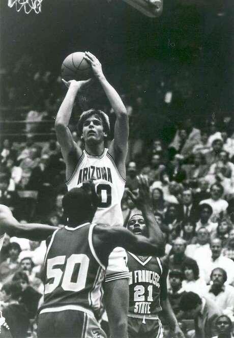 McMillan's career at Arizona didn't live up to his billing as a McDonald's All-American. Photo: University Of Arizona