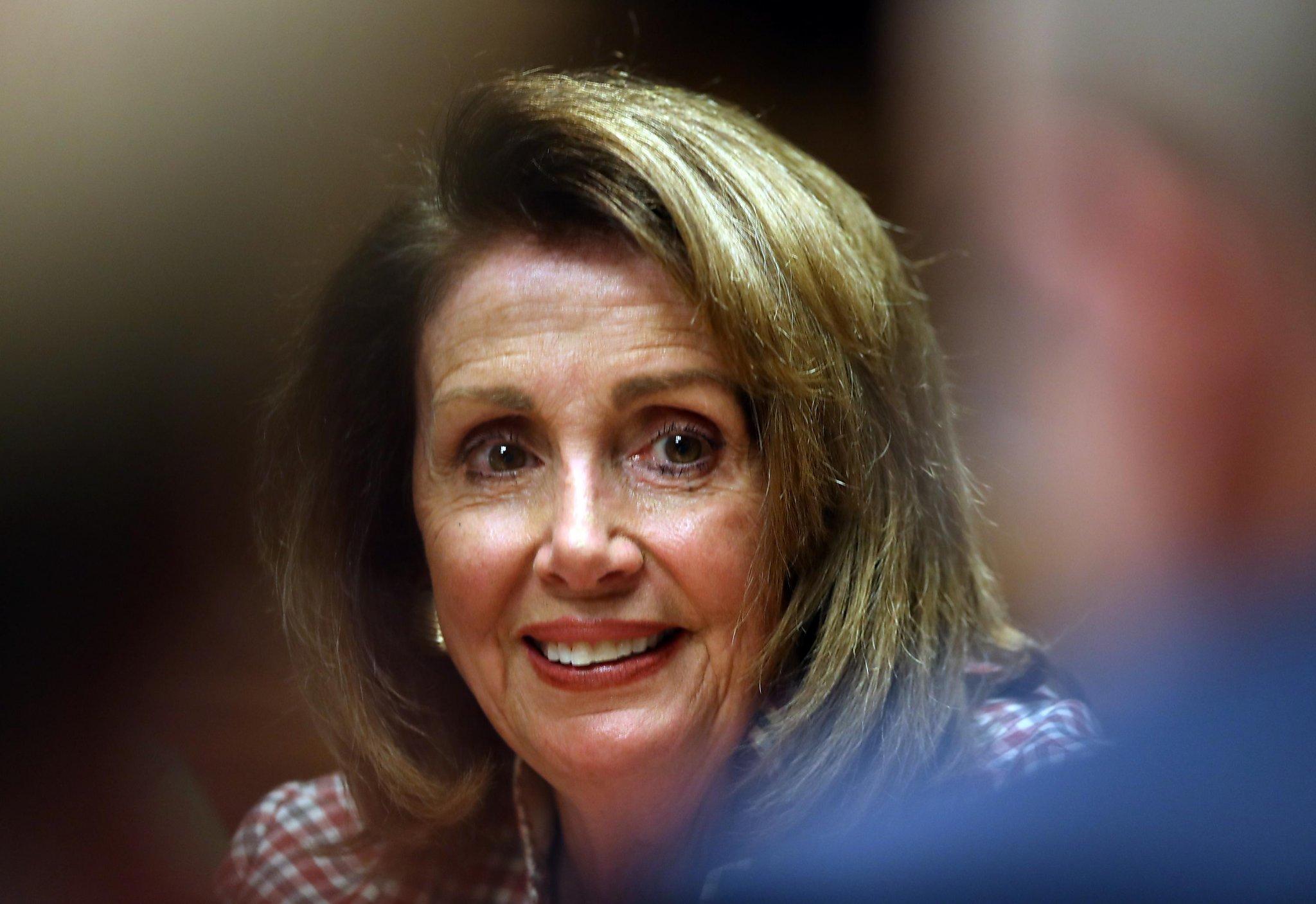 PELOSI  Politicians could learn from drag queens