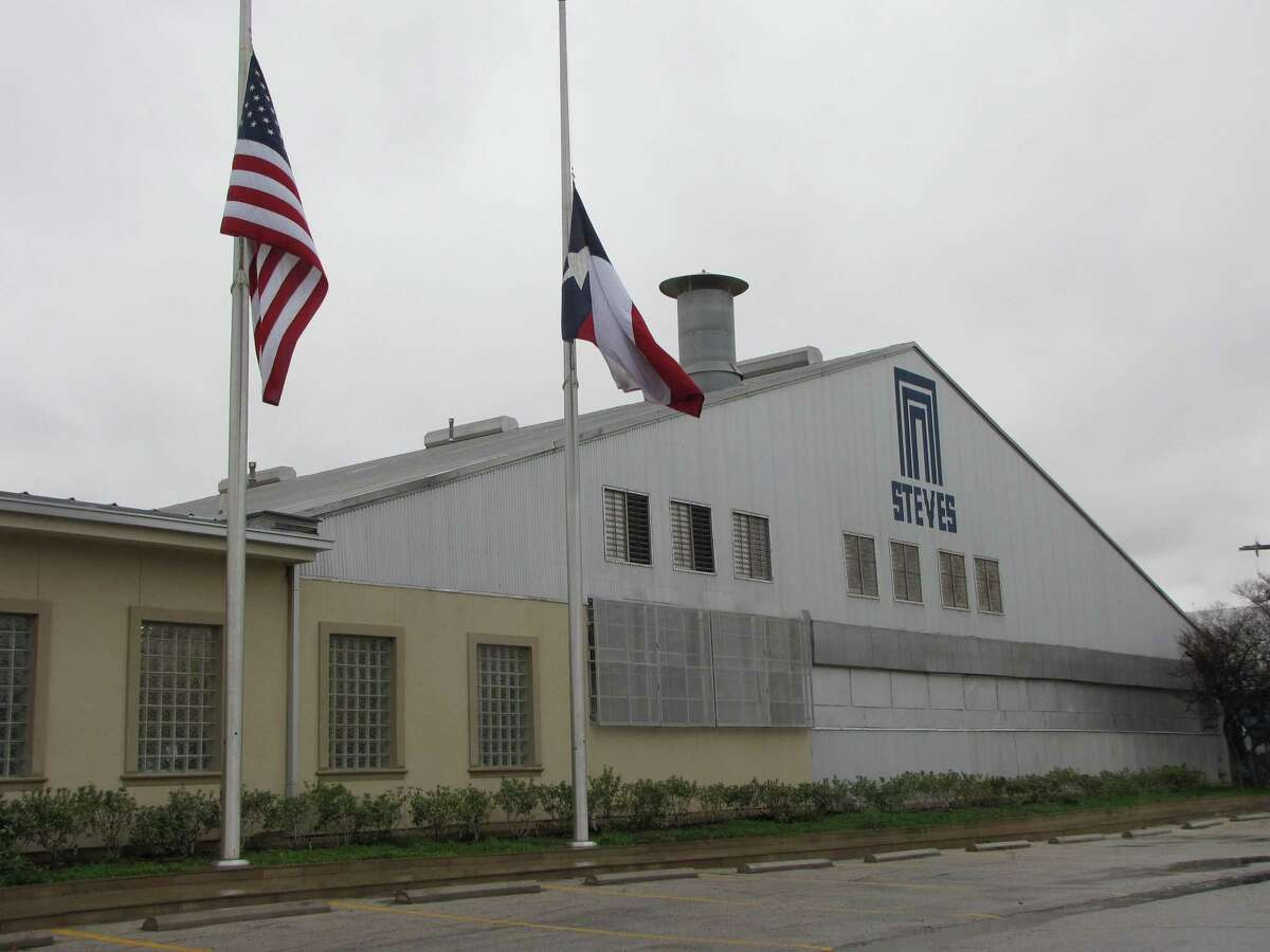 Steves & Sons, Inc., a San Antonio-based door maker, won a major antitrust lawsuit in Virginia. A federal judge ruled that Jeld-Wen Inc. must sell its door skin manufacturing plant in Pennsylvania. Pictured is Steves' San Antonio headquarters on the Southwest Side.