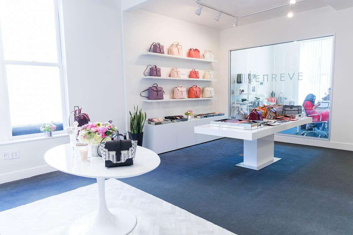 San Francisco bag company Senreve has opened a by-appointment showroom in Union Square.