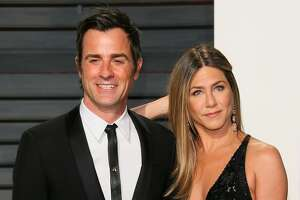 15) Justin Theroux and Jennifer Aniston   