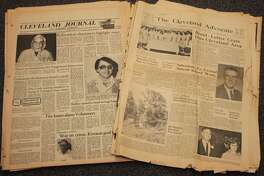 A grant from the Tocker Foundation obtained through a request from Austin Memorial Library's head librarian Mary Merrell Cohn allowed the Cleveland Advocate's print archives to be preserved online as part of the Portal to Texas History.