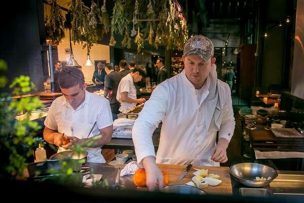 Angler Joshua Skenes New Seafood Restaurant Readies Its