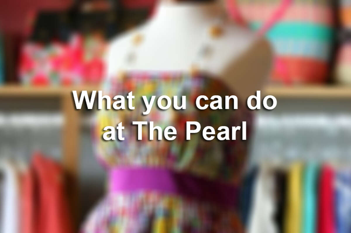 Click ahead to see almost everything you can do when you visit The Pearl in San Antonio.