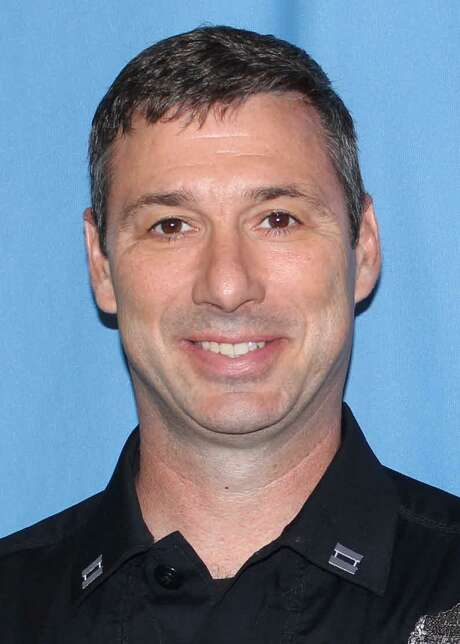San Antonio police Capt. Shawn Ury was fired in March 2017 for insubordination after he refused to quit his off-duty job at USAA. He had been with the department for 23 years. Photo: Provided /