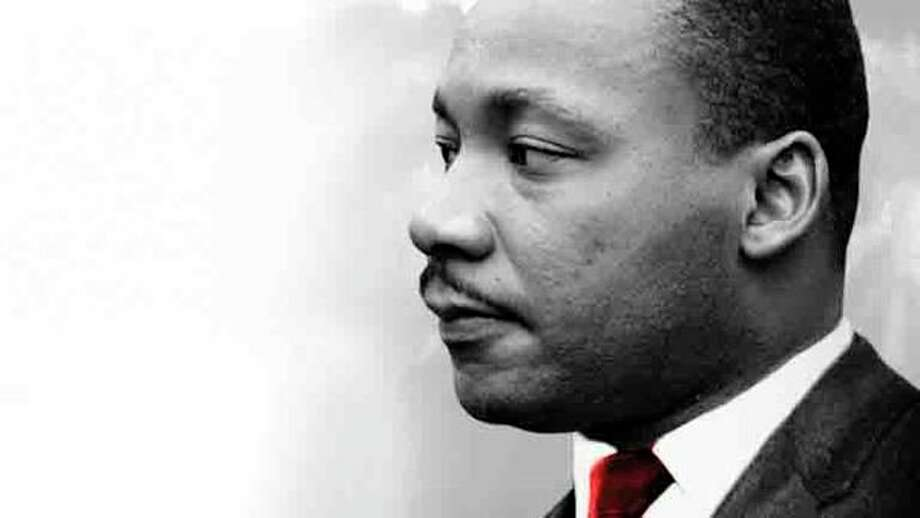 Dr. Martin Luther King (photo provided)