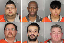 Nearly 50 suspects were arrested during a prostitution sting conducted by theMcLennan County Sheriff's Office from Jan. 7 to Feb. 4, 2018.