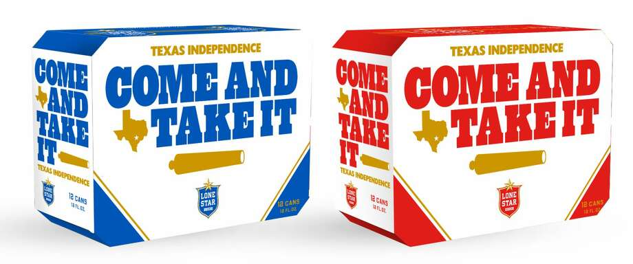 7ee3671acdd One of Texas  favorite beer brands is honoring Texas history this season  with unique packaging