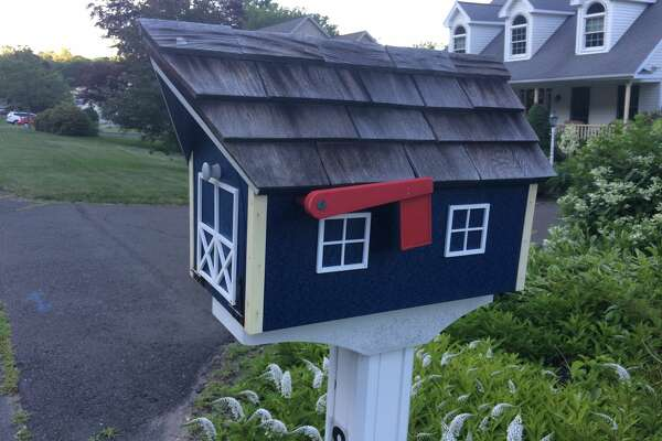 Check out some cool mailboxes from around Connecticut. Do you have a  cool, pretty or unusual mailbox? Send your photo to  viktoria.sundqvist@hearstmediact.com to be included in this slideshow.