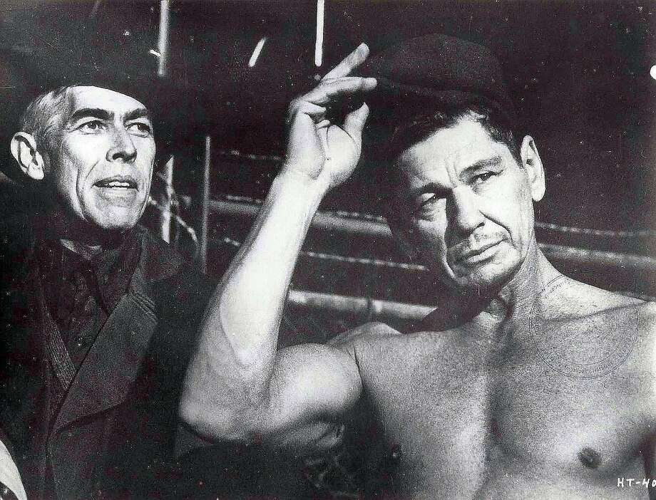 """Charles Bronson with James Coburn, left, in """"Hard Times"""" (1975) Photo: Columbia Pictures"""