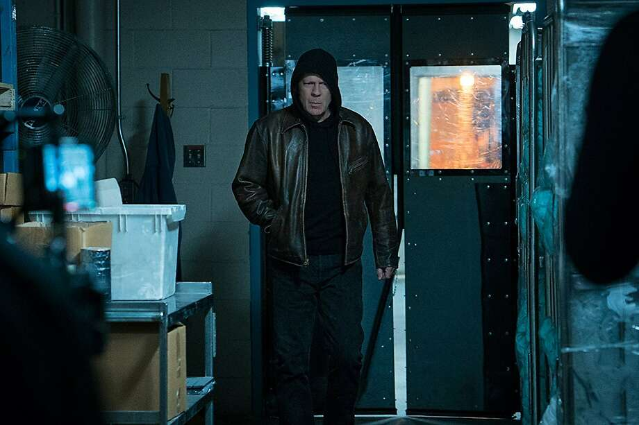 "Bruce Willis is an ER doctor turned vigilante after an attack on his wife and daughter in the remake of ""Death Wish."" Photo: Metro Goldwyn Mayer"