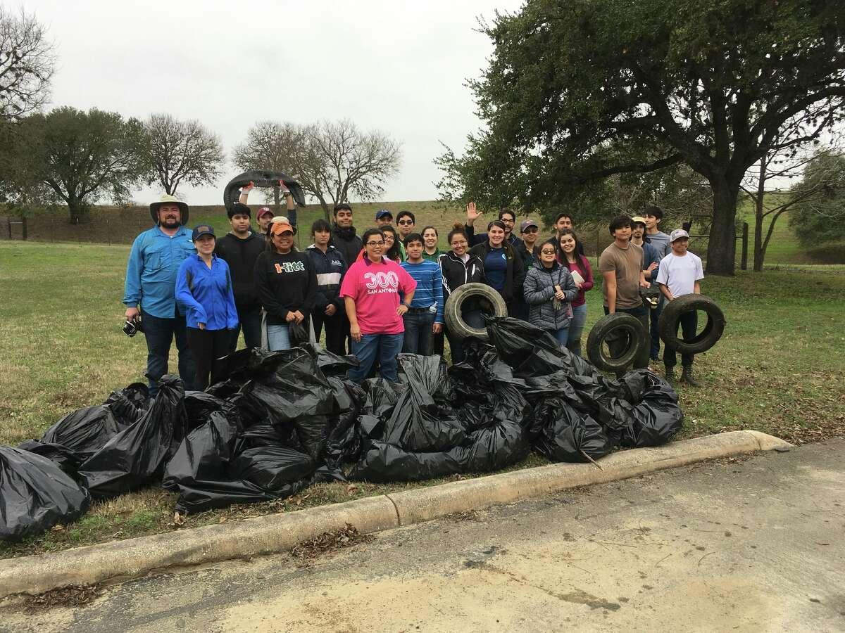 San Antonio Missions National Historical Park: