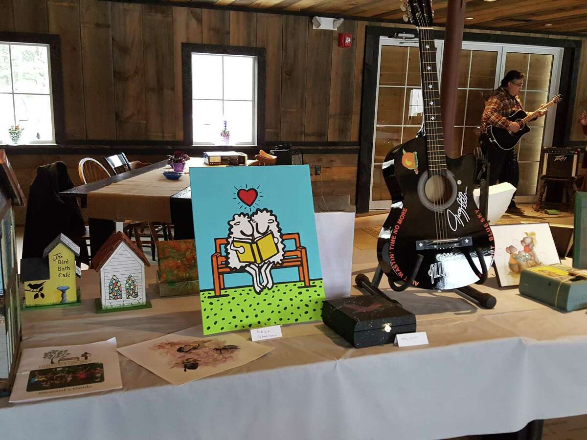The Morris Public Library's 7th annual