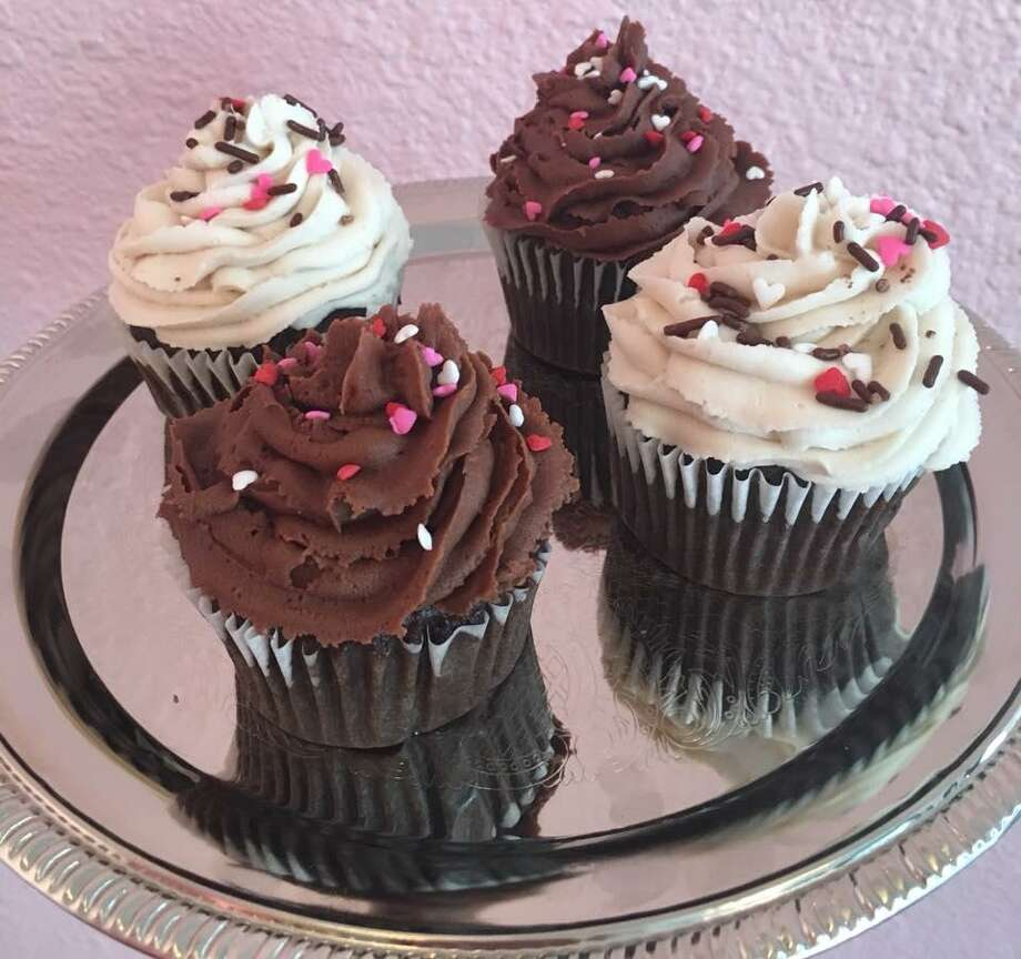 Selection of cupcakes from Granma's Kitchen, located at 4710 Broadway in Alamo Heights. Photo: Courtesy Janna Valencia