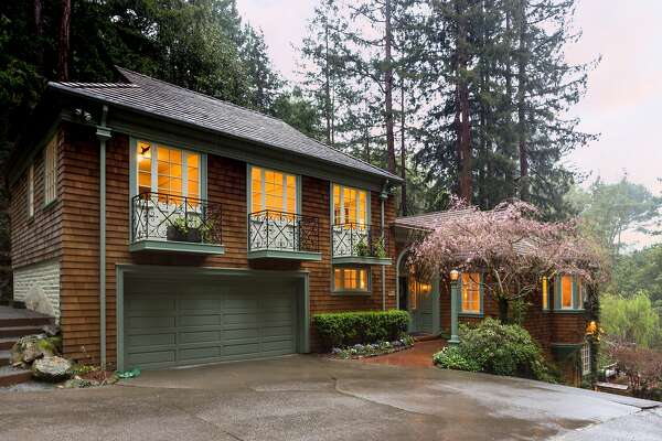 750 Lovell Ave. in Mill Valley is a Neo-Nantucket-Georgian Revival available for $4.995 million.�