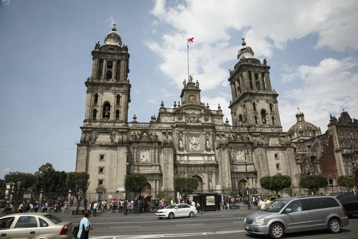 Mexico City Level 2 warningRound trip: $826+