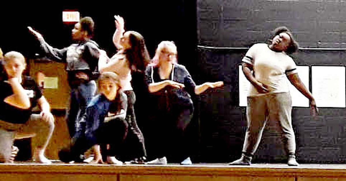 """""""The Addams Family"""" at Schenectady High School"""
