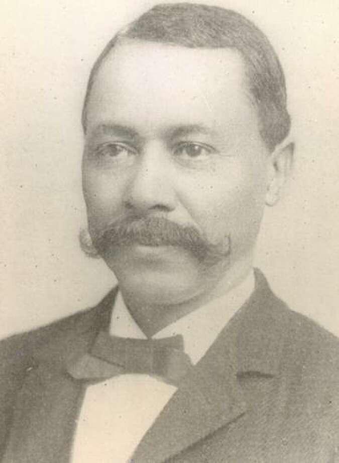 Ebenezer Bassett, Minister to Haiti and the Dominican Republic (1869-1877) Photo: /