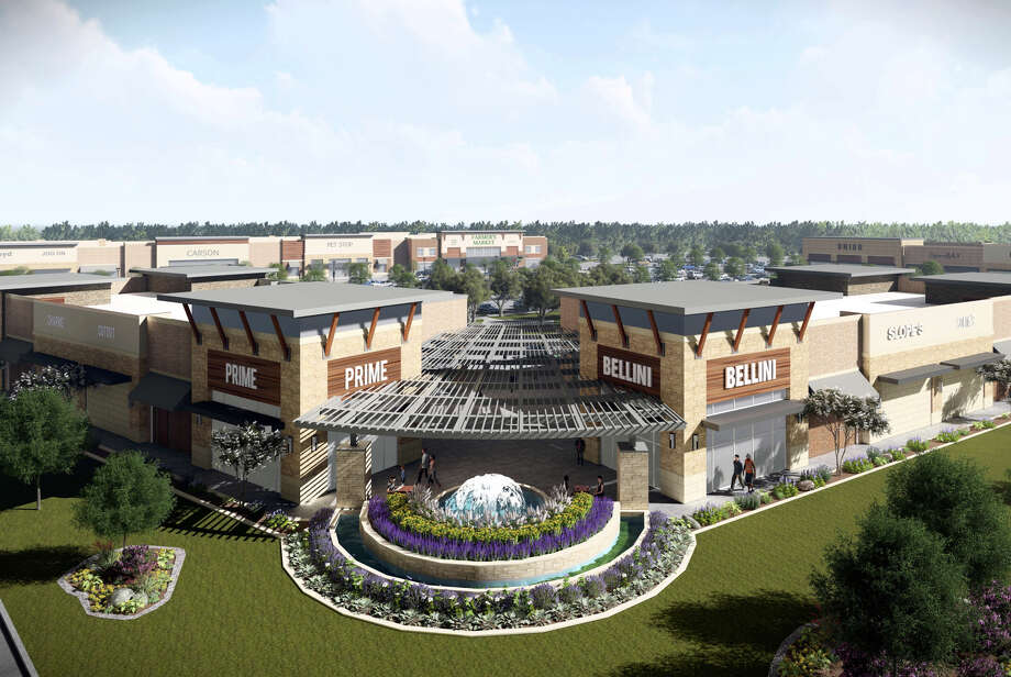 Vista Equities Group has broken ground a second phase of University Commons, a new retail and lifestyle center at the entry to Sugar Land's Telfair community off U.S. 59. Sprouts Farmers Market will anchor the 108,000-square-foot expansion with a 30,000-square-foot store. Photo: Vista Equities Group