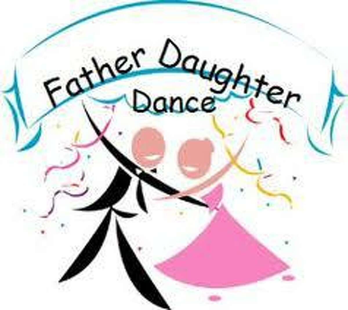 A father-daughter dance is just one of the many activities on tap for the upcoming weekend.