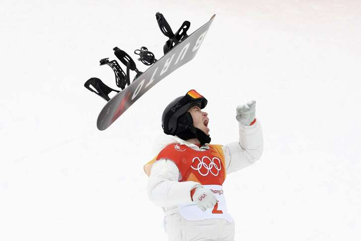 U.S. Olympian Shaun White celebrates his gold medal performance in the halfpipe at the Winter Olympics in Pyeongchang, South Korea. A reader appreciates the coverage.