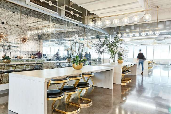 Stella and Dot's new offices are seen on Friday, Feb. 2, 2018 in Brisbane, Calif.