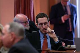 State Sen. Scott Wiener, D-San Francisco, faced a setback in his push to pass a net neutrality bill for California Wednesday in a state Assembly committee.