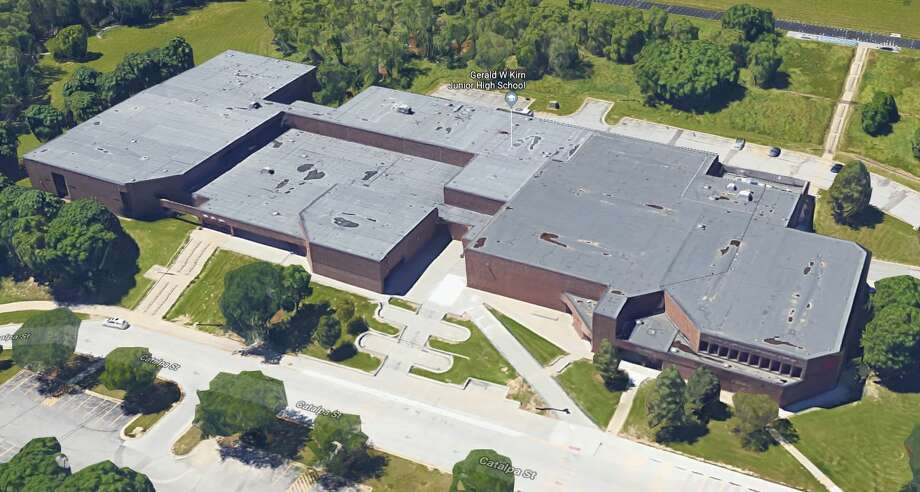 A preteen in Iowa is facing a felony charge for allegedly threatening to shoot up a middle school. Photo: Google Maps