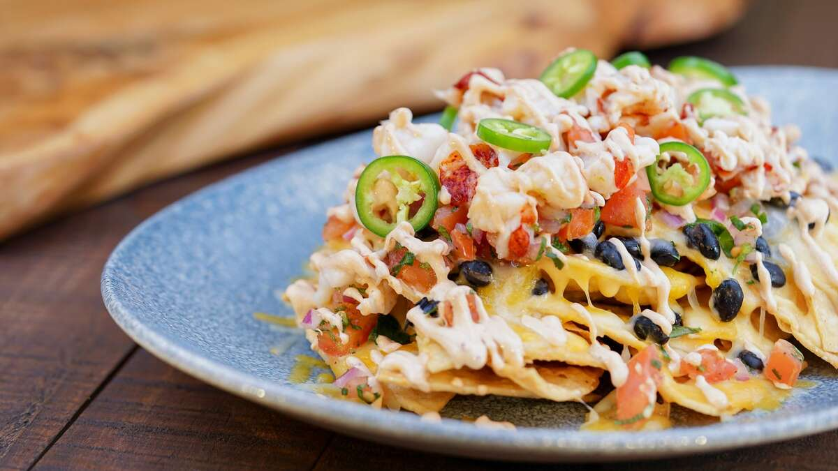 Lobster Nachos, a popular item at the Cove Bar, will be on the menu at Lamplight Lounge when it opens June 23, as part of the new land of Pixar Pier. Lamplight Lounge will serve California casual gastro-pub cuisine that is playfully presented, along with unique signature cocktails.