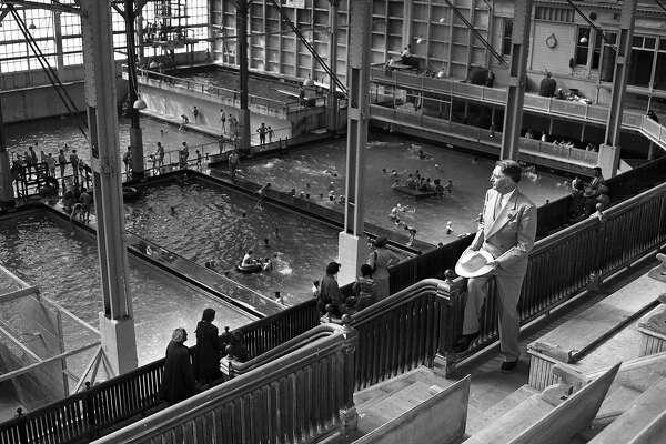 Sutro Baths .. January, 1952