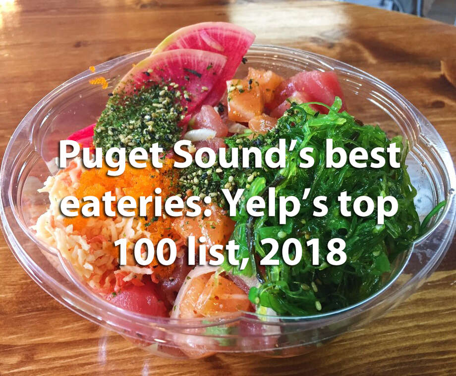 Yelp released its 2018 top 100 places to eat and three Puget Sound spots made the cut. What are they? Click on. Photo: Roanne C./Yelp