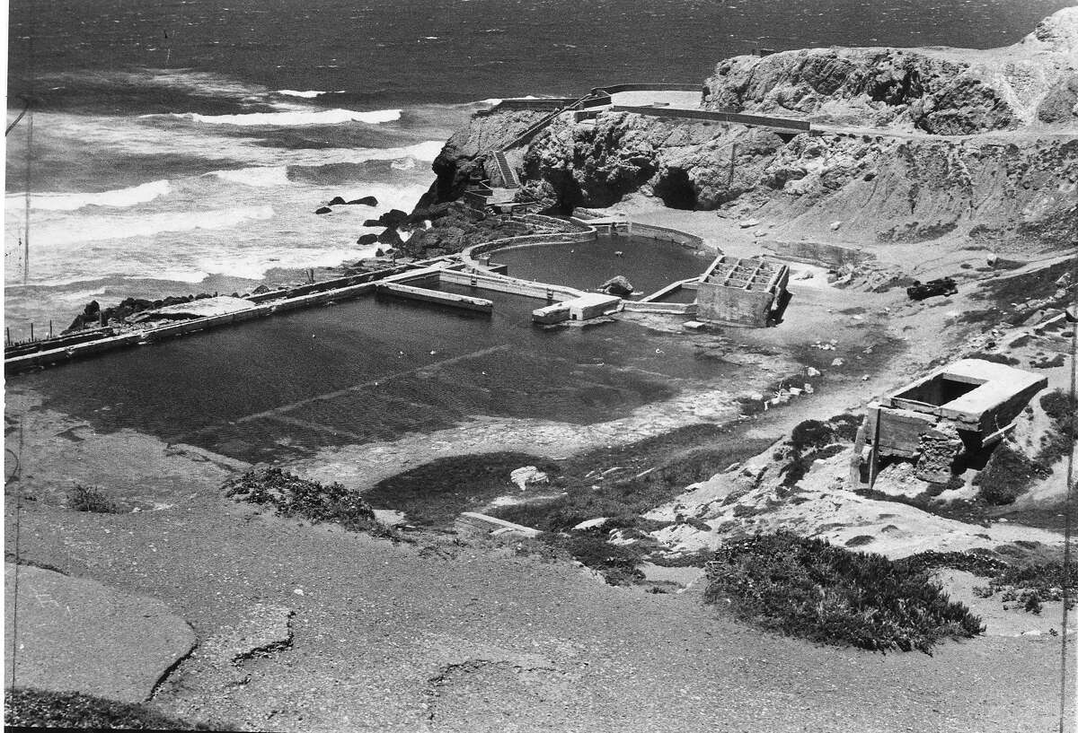 SUTRO BATHS Tour the ruins at the city's western edge to take you back to this attraction that was extremely popular at the beginning of the 1900s.