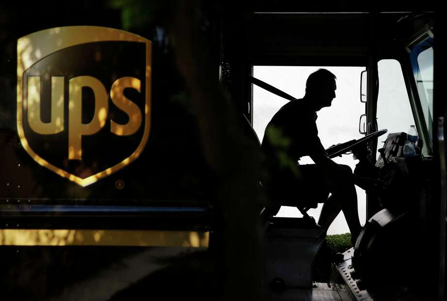 UPS plans to switch much of its ground fleet to renewable natural gas with fuel stations in Texas in several other states. Photo: David Goldman, STF / AP