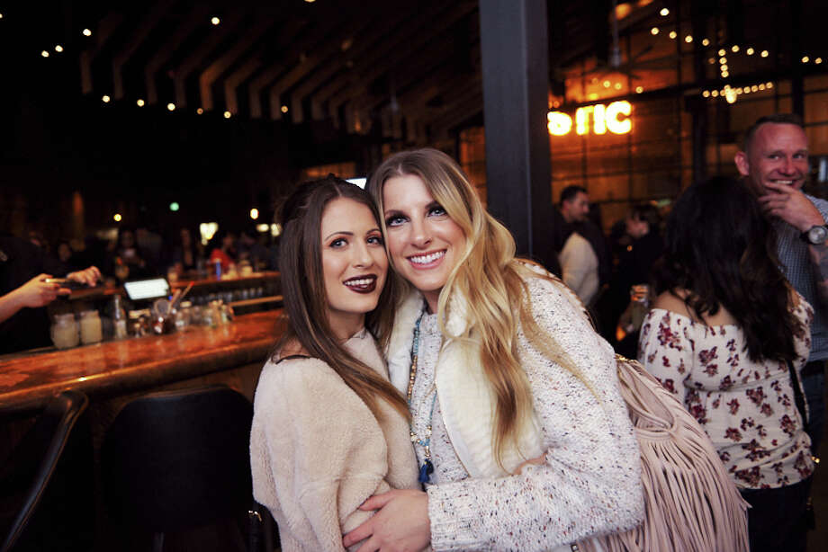 High spirits took over The Rustic, literally, when San Antonians paid honor to National Margarita Day on Thursday, Feb. 22 , 2018. Locals started their weekend early at the upscale watering hole at The Rim with live music and drink specials. Photo: Chavis Barron, For MySA.com