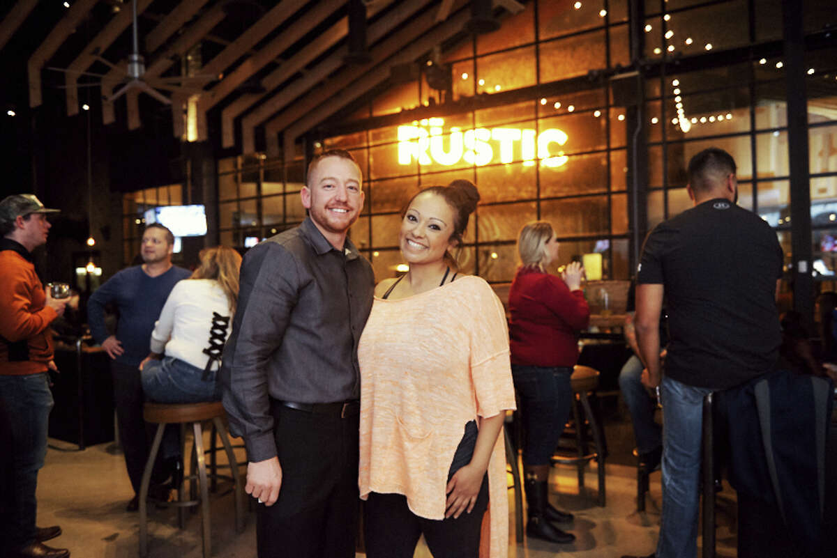 High spirits took over The Rustic, literally, when San Antonians paid honor to National Margarita Day on Thursday, Feb. 22 , 2018. Locals started their weekend early at the upscale watering hole at The Rim with live music and drink specials.