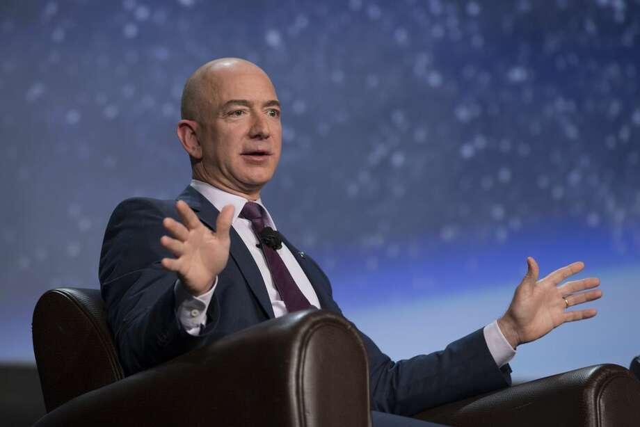 Jeff Bezos's 10,000-Year Clock Is Revealed - San Antonio