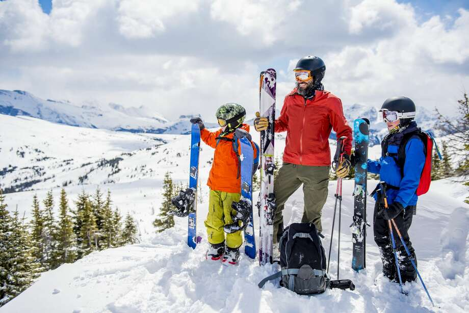 "Many Bay Area private schools have a ""ski week"" break for students to have fun on the slopes or at home. But is the ""ski week"" elitist or not? Photo: Ascent Xmedia/Getty Images"
