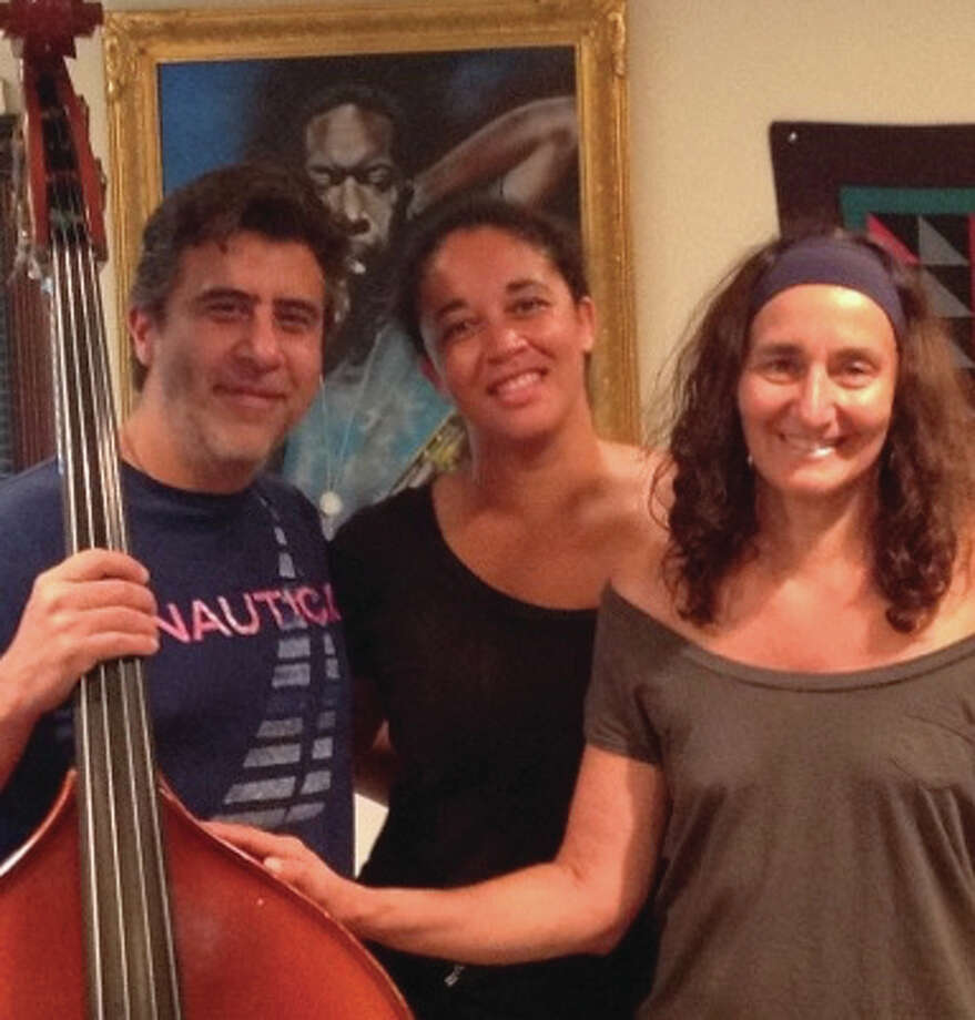 Three well-known area musicians bassist Rich Mendoza, singer Jessica Butler and pianist Gigi Darr are appearing together as a trio for the first time at Jacoby Arts Center July 31.