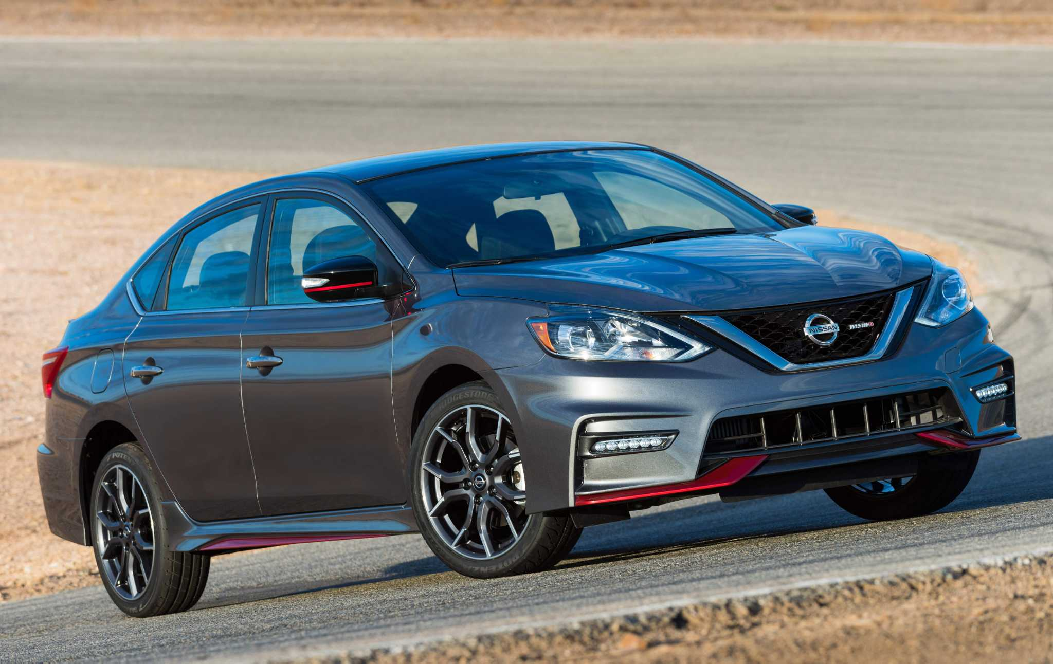 Nissan's sport sedan Sentra NISMO returns for 2018 with extra features