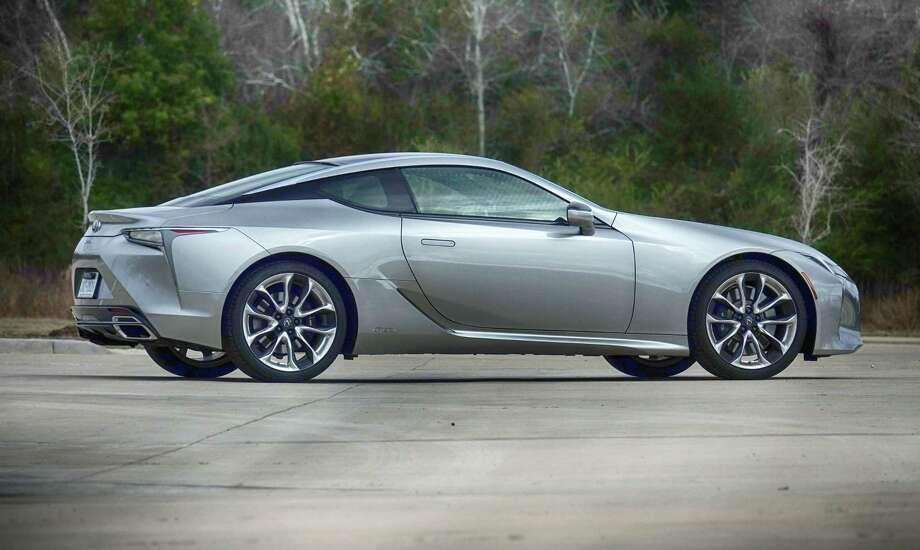 Stunning Lexus Lc 500h Grand Tourer Pushes The Envelope Houston