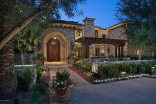 Hall of Fame pitcher Randy Johnson has listed his 25,000-square-foot mansion in Arizona's Paradise Valley for sale. The seven-bedroom, 12-bathroom home hit the market for $25 million in 2014, but has since dropped in price to $16.5 million. Johnson is best know for his years as a Seattle Mariner and Arizona Diamondback, but also pitched for the now-defunct Montreal Expos, Houston Astros, New York Yankees and San Francisco Giants.