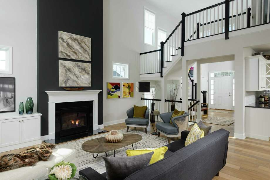 A model home at 5 Greenbriar Way, Halfmoon, is now open in Belmonte Builders' Alexandria development. (photo provided)