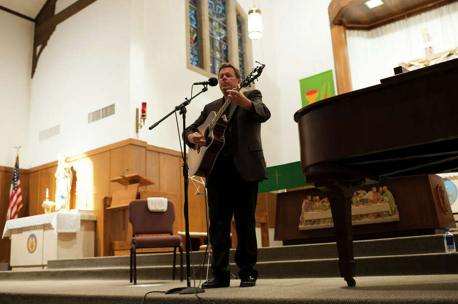 Lenten Mission Night with David Kauffman. 6:30-8 p.m. Monday at St. Ann's Catholic Church, 1906 W. Texas Ave. Free and open to the public.  Photo: Tony Gonzalez