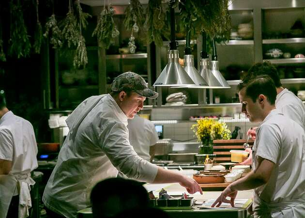 Joshua Skenes steps away from 3-Michelin-starred Saison and Laurent Gras named co-owner