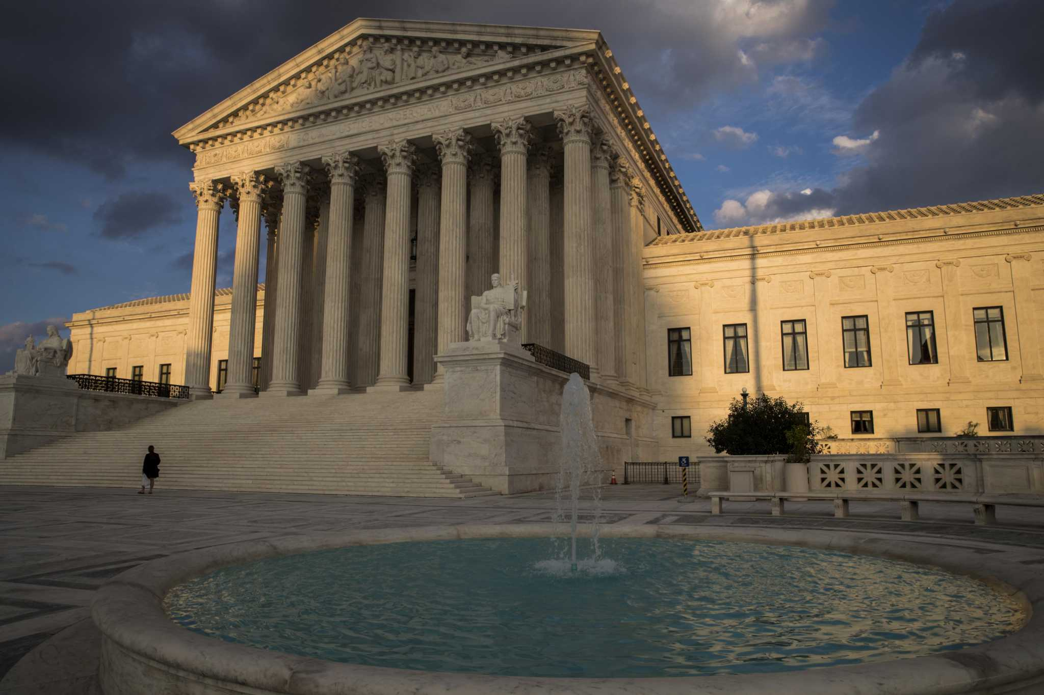 Supreme Court schedules oral arguments for April in Texas ...