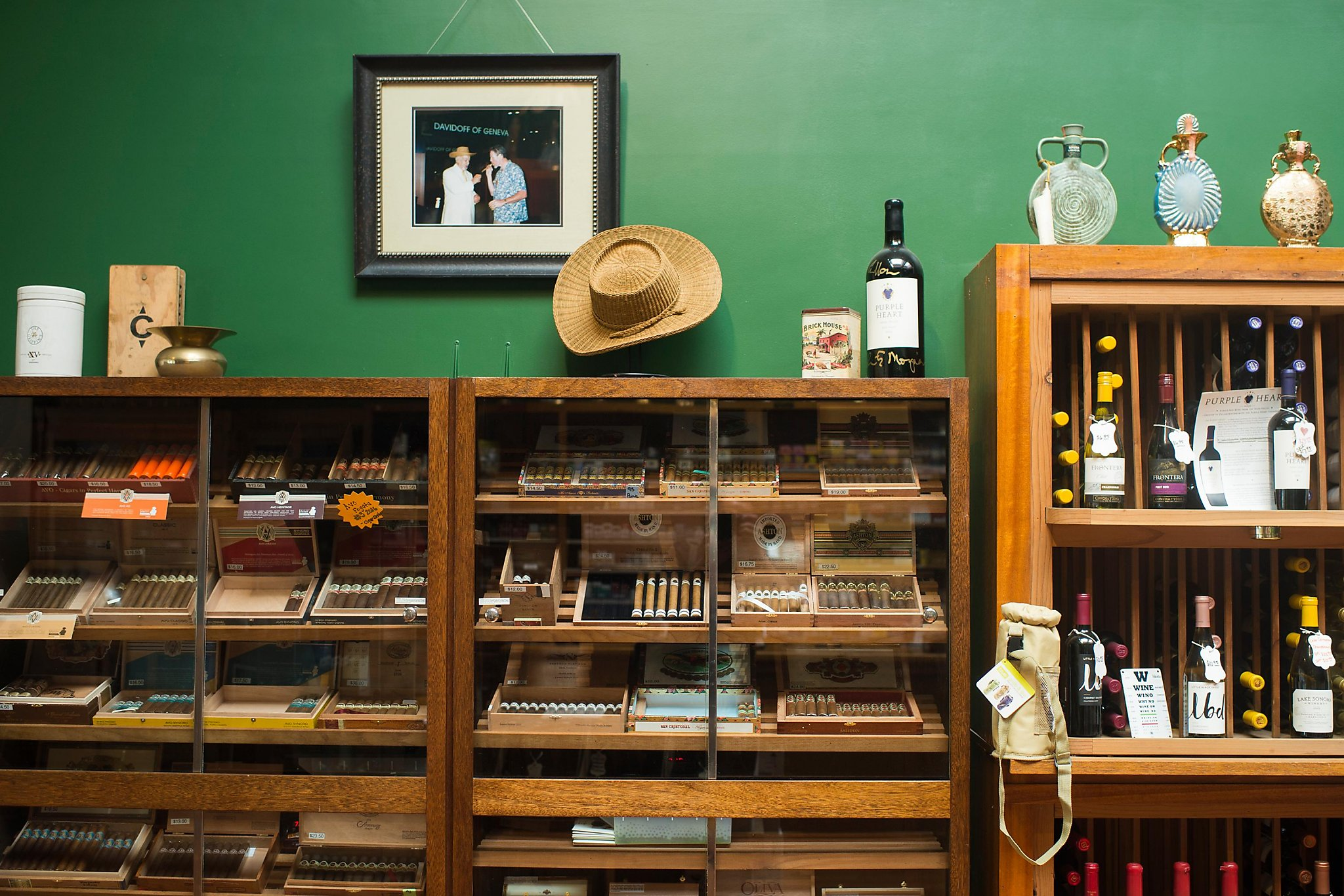 California's oldest cigar shop found in Monterey - SFChronicle com